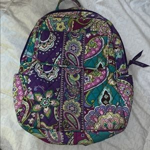 Vera bradly mini back pack